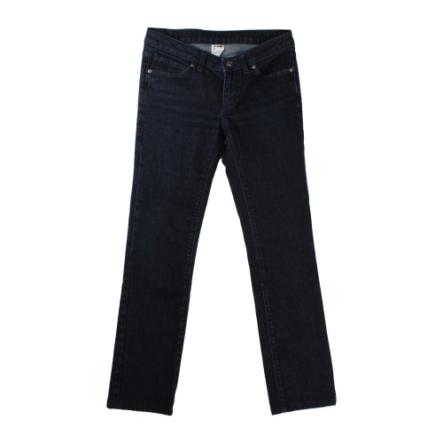 W's Low-Rise Straight Jeans
