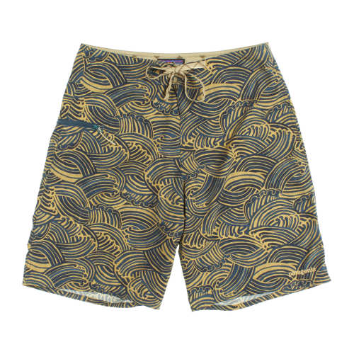 """Main product image: Men's Printed Stretch Planing Board Shorts - 20"""""""
