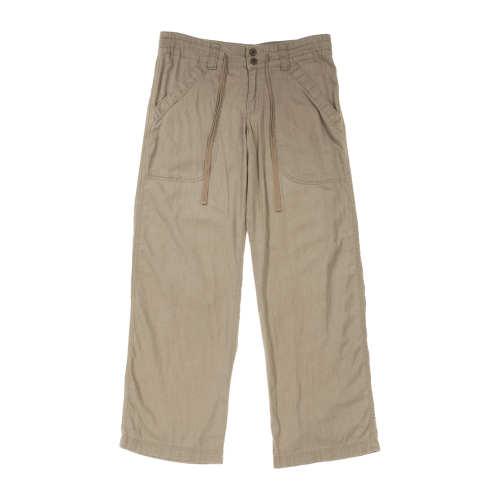 W's Island Hemp Pants - Short