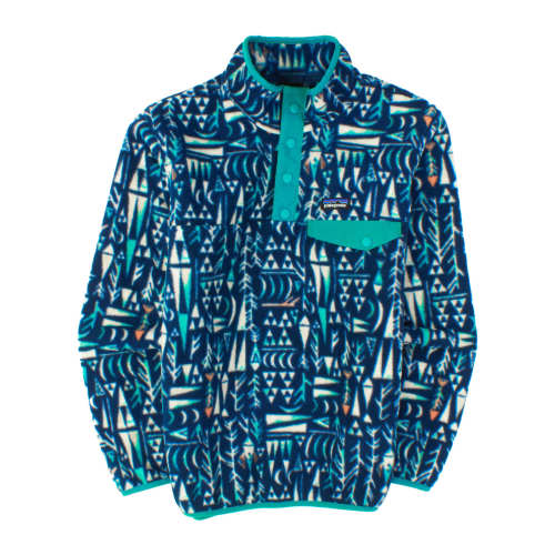 Main product image: Boys' Lightweight Synchilla® Snap-T® Pullover