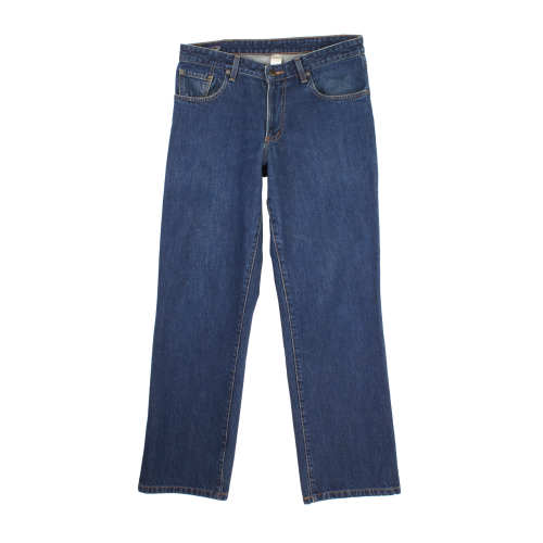 M's Relaxed Fit Organic Cotton Jeans - Regular