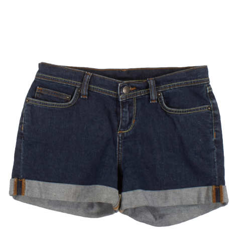 W's Denim Shortie