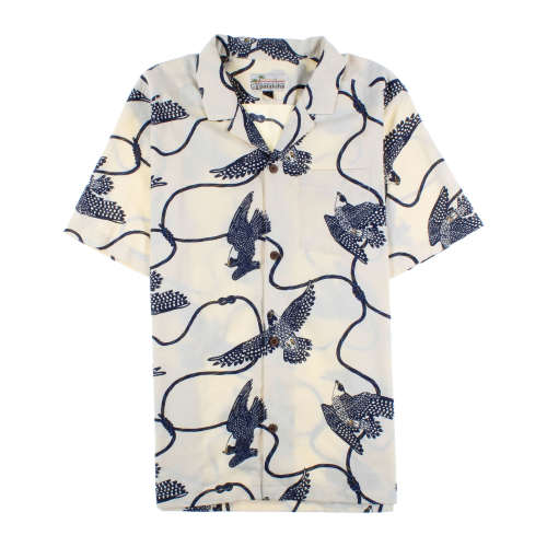 7cbad4f6a51e Patagonia Worn Wear Men s Limited Edition Pataloha® Shirt Peregrine ...