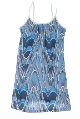W's Feathering Break Dress