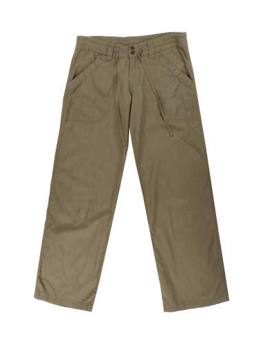 W's Island Hemp Pants - Regular