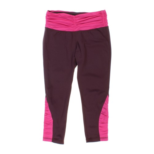 W's Pliant Fitted Crop Leggings