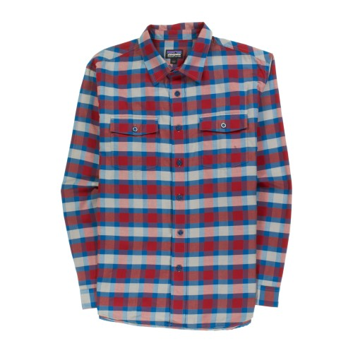 M's Long-Sleeved Buckshot Shirt