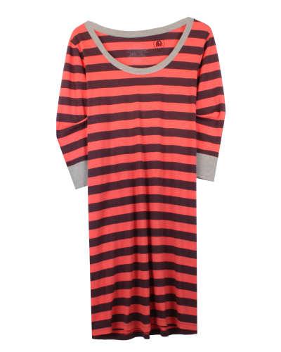 Main product image: Women's 3/4-Sleeved Au Bateau Dress