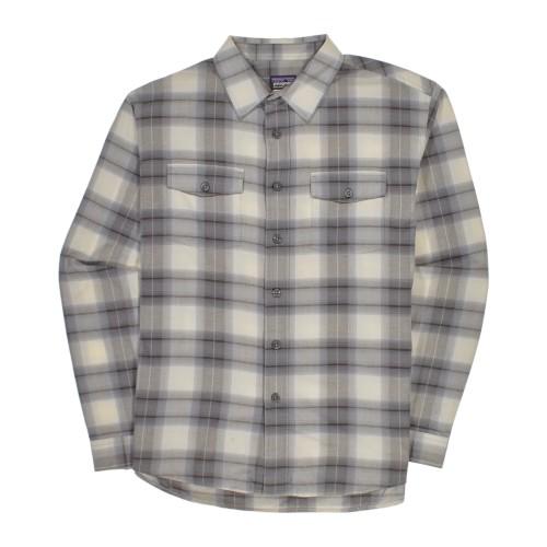 M's Long-Sleeved Buckshot Shirt