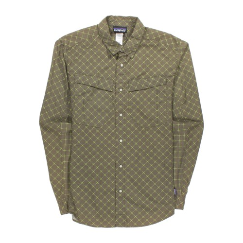 M's Long-Sleeved All Stone Shirt