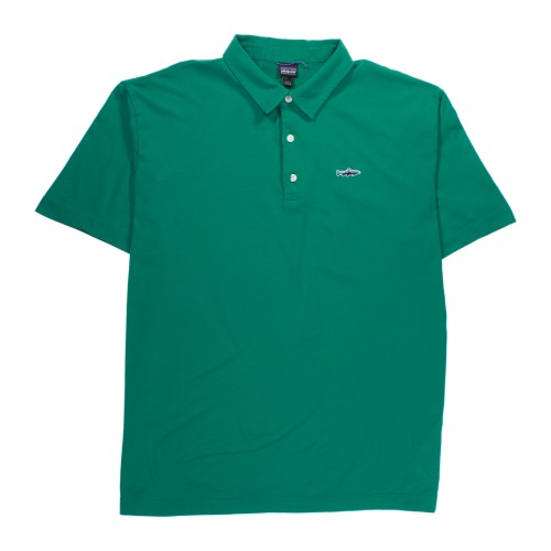 Main product image: Men's Polo - Trout Fitz Roy