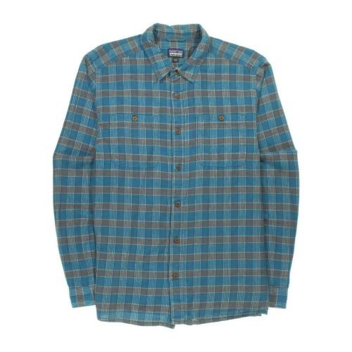 M's Long-Sleeved Back Step Shirt