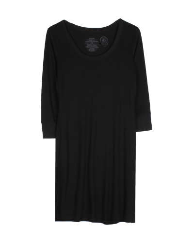 Main product image: Women's 3/4-Sleeved Au Bateau Dress