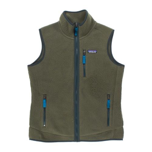 Main product image: Women's Retro Pile Vest