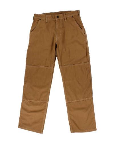 Main product image: Men's Iron Forge Hemp® Canvas Double Knee Pants - Regular