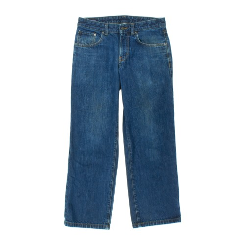 M's Relaxed Fit Organic Cotton Jeans - Short