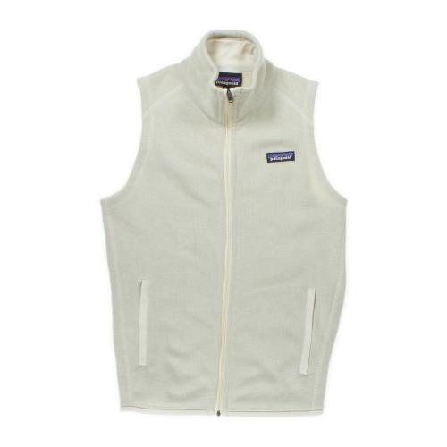 Patagonia Worn Wear Women S Better Sweater 174 Vest Raw Linen