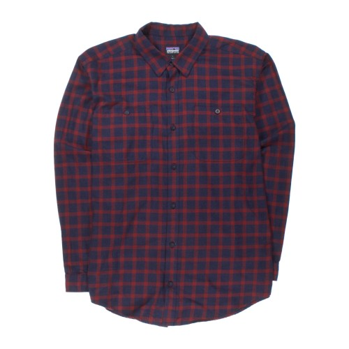 M's Long-Sleeved Pima Cotton Shirt