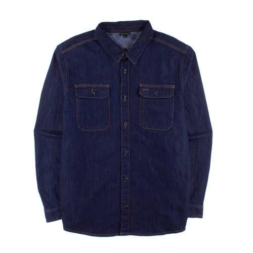 Main product image: Men's Long-Sleeved Workwear Shirt