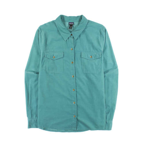 W's Long-Sleeved Micro Cord Shirt