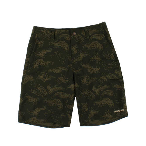 Main product image: Men's Stretch Terre Planing Cargo Shorts - 21""