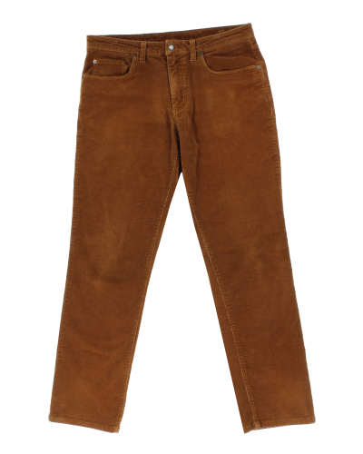 Main product image: Men's Straight Cord Pants