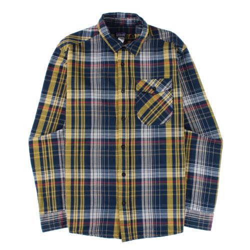 M's Long-Sleeved Iron Ridge Shirt