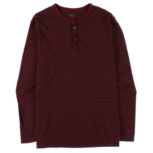 Main product image: Men's Long-Sleeved Daily Henley