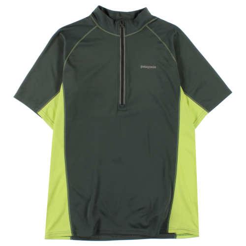 M's Short-Sleeved Fore Runner 1/4-Zip