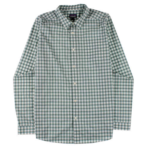 M's Long-Sleeved Fezzman Shirt - Slim Fit