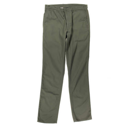 Main product image: Men's Straight Fit Duck Pants - Long