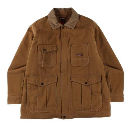 Main product image: Men's Iron Forge Hemp Canvas Barn Coat