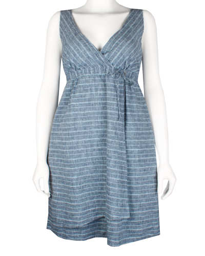 Main product image: Women's Island Hemp Crossover Dress