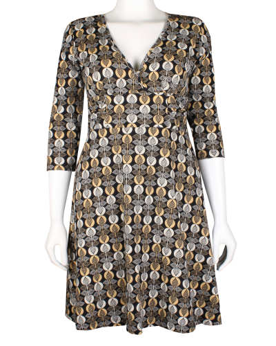 W's 3/4-Sleeved Margot Dress