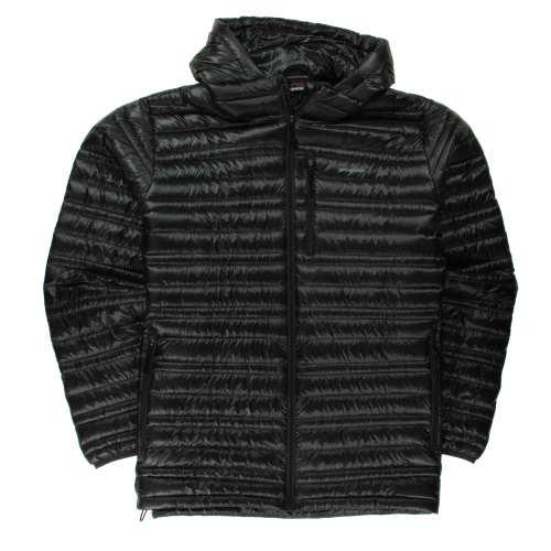 777119bcf884 Patagonia Worn Wear Men s Ultralight Down Hoody Black - Used