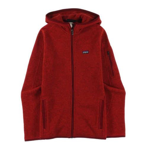 Main product image: Women's Better Sweater Full-Zip Hoody