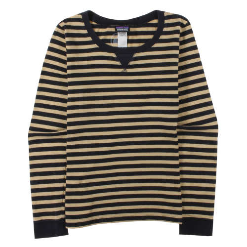 W's Long-Sleeved Sender Stripe Top