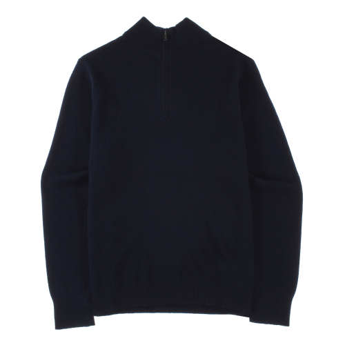 Main product image: Men's Recycled Cashmere 1/4-Zip Sweater