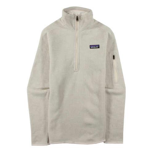 Patagonia Womens Better Sweater 14 Zip Fleece Jacket 25617 Rwl L