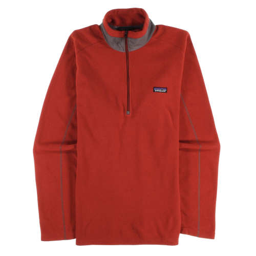 M's Piqué Fleece ¼-Zip