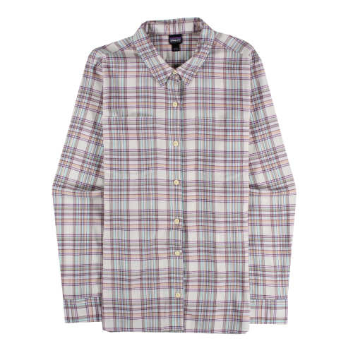 W's Long-Sleeved Catbells Shirt
