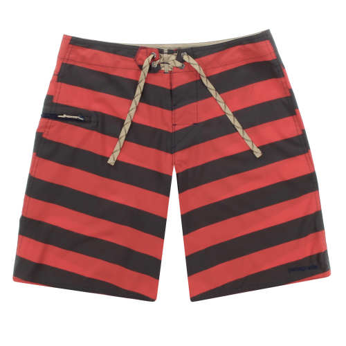 M's Printed Stretch Planing Board Shorts - 20""