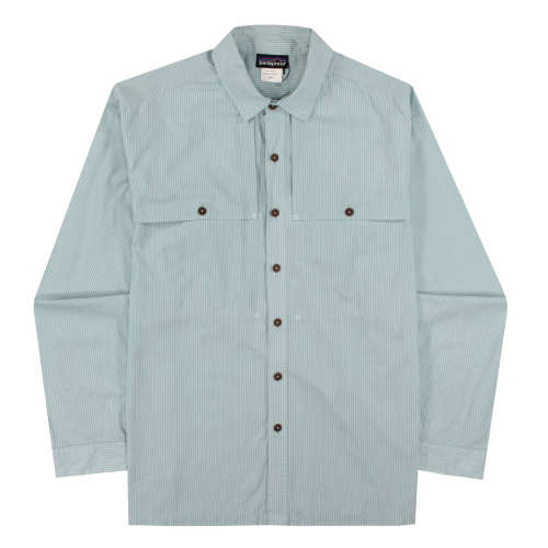 M's Long-Sleeved Island Hopper Shirt
