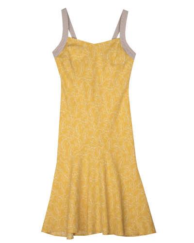 W's Island Hemp Dress