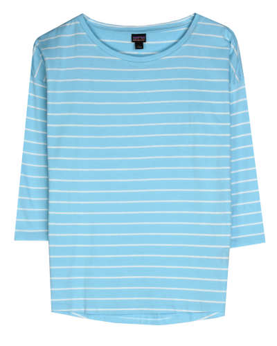 W's Shallow Seas 3/4-Sleeved Top