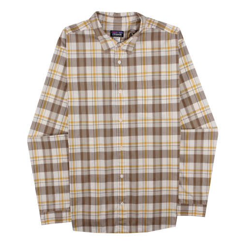 M's Long-Sleeved Fezzman Shirt