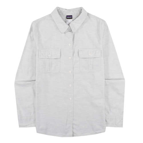W's Long-Sleeved Featherstone Shirt