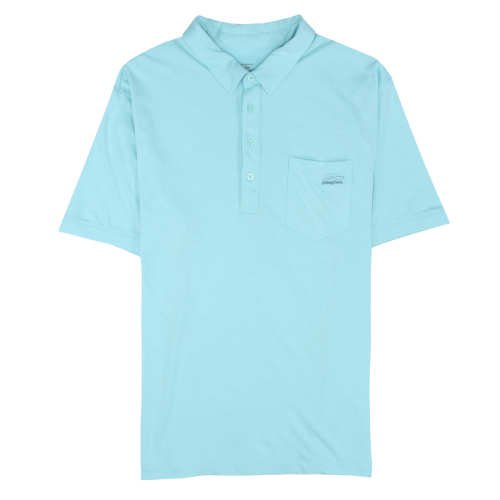 M's Fish Polo Shirt