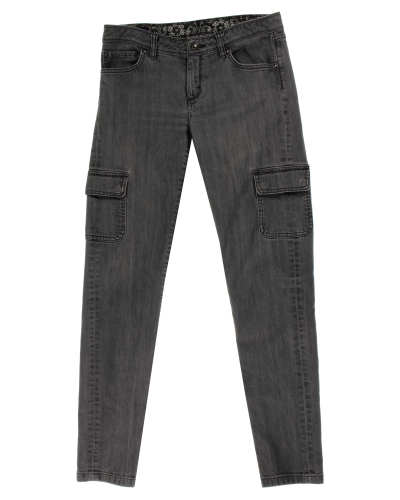 W's Low-Rise Cargo Jeans