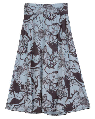 W's Morning Glory Skirt